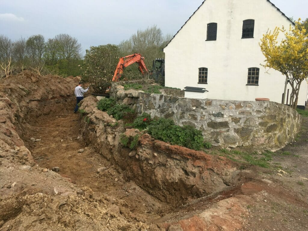 jordvarme gravko nedgravning