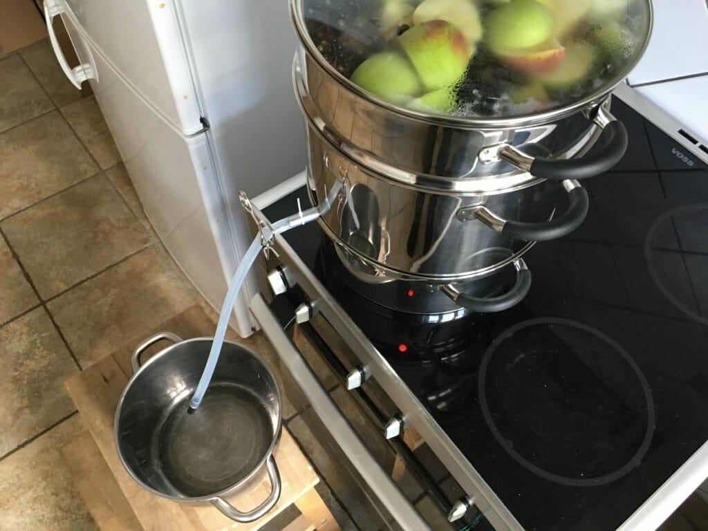 hjemmelavet saft sagtkoger Hyldebærsaft