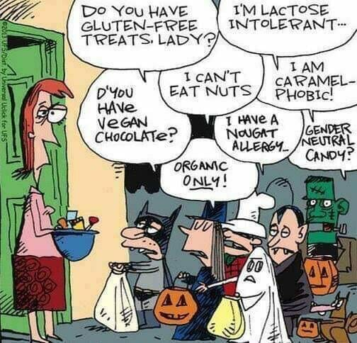 trick treat halloween