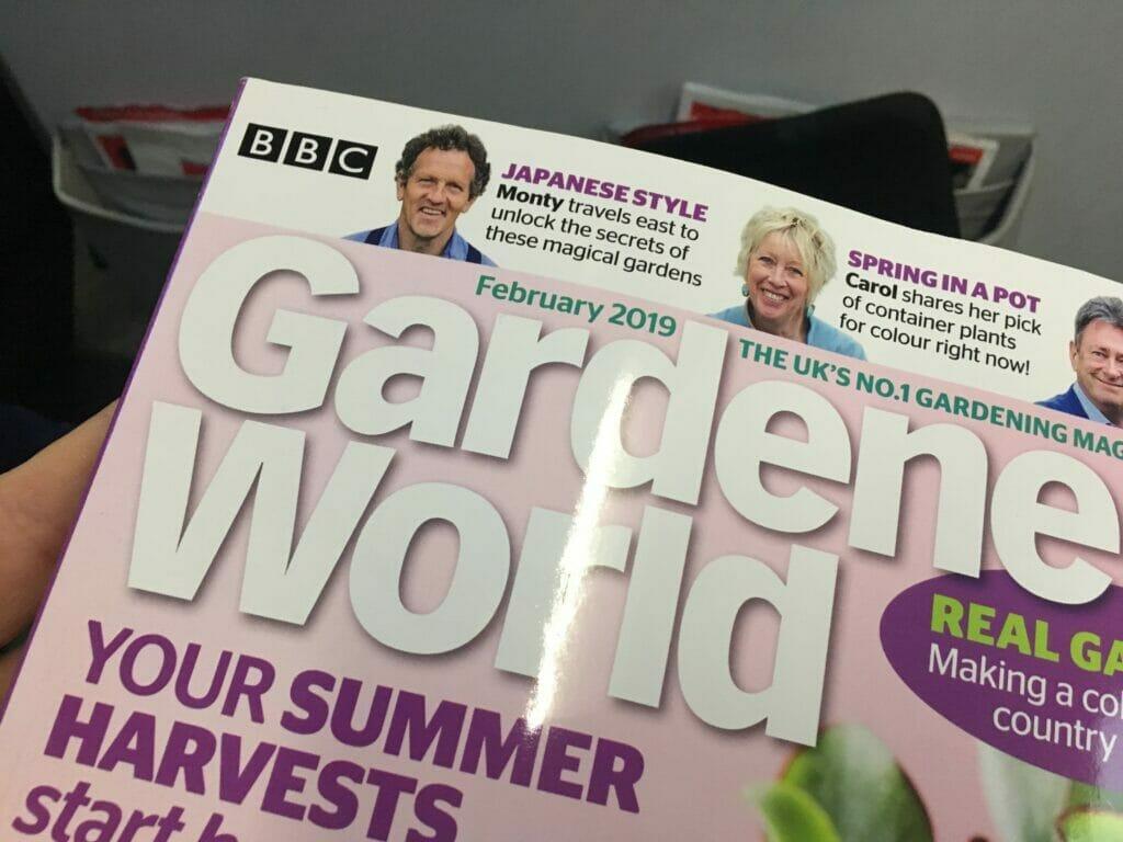 Gardeners World Magasin Tidlig forårsblomst