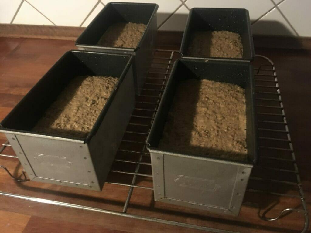 hjemmebagt rugbrød opskrift hævet