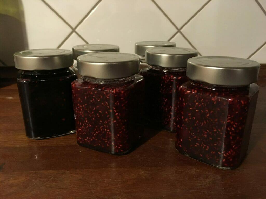 hjemmelavet marmelade
