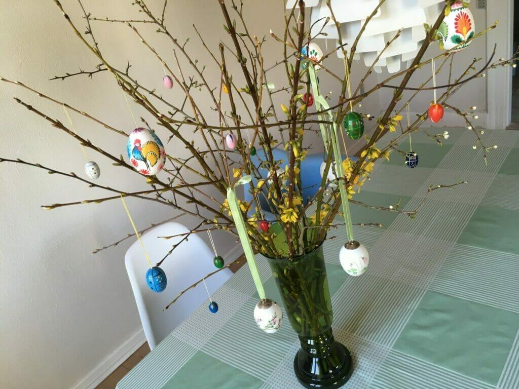 påskeæg påskepynt påskedekoration