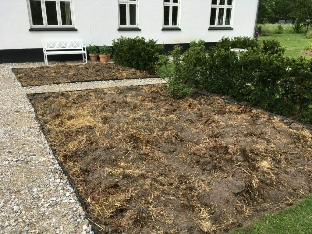 forbedring af lerjord