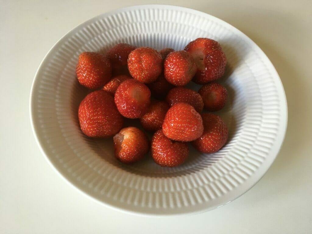 tidlige jordbær