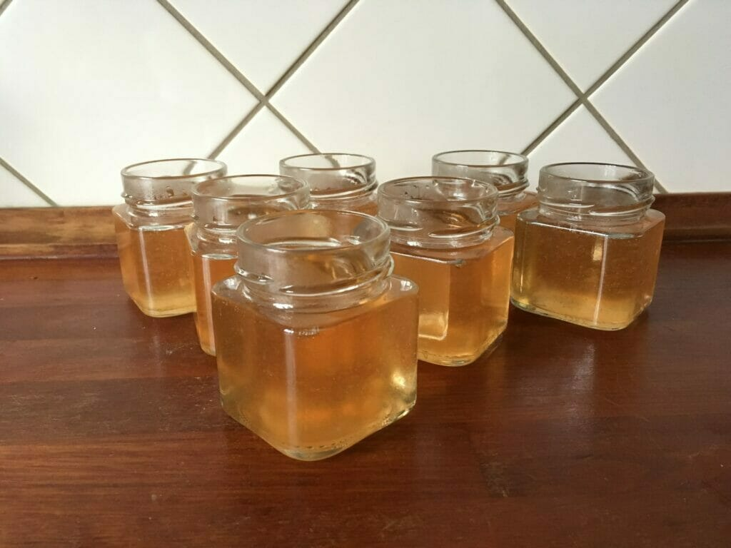 æblegele hjemmelavet opskrift