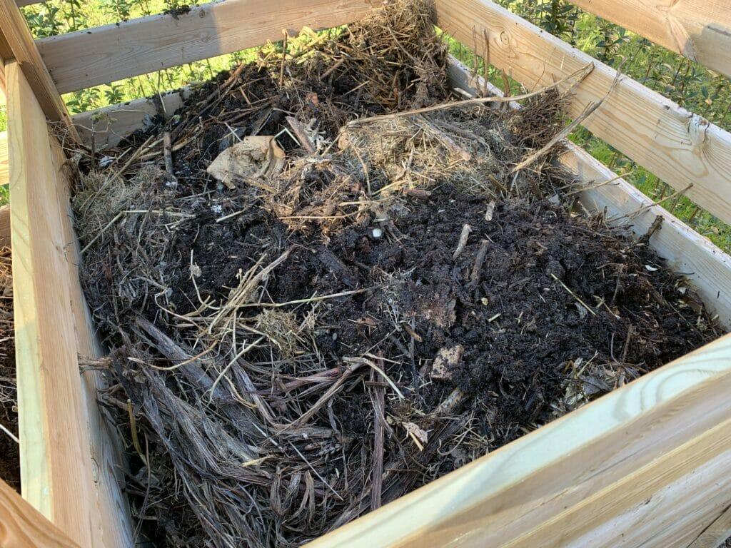 Kompost kompostering kompostbeholder