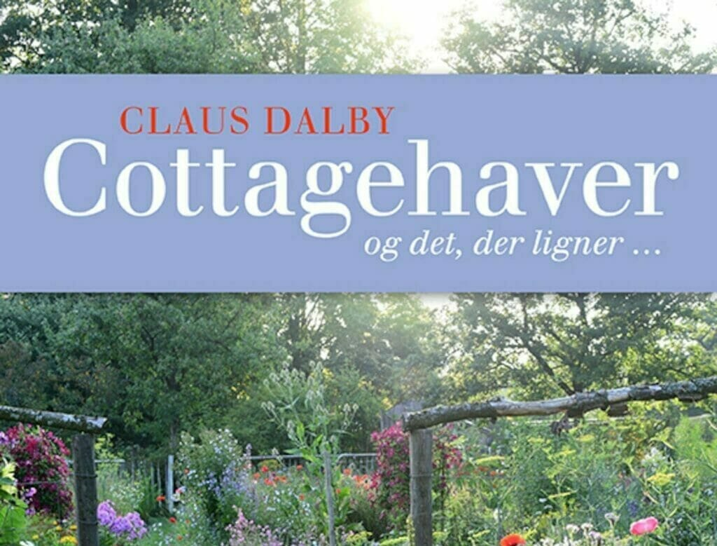 havebog cottagehaver claus dalby