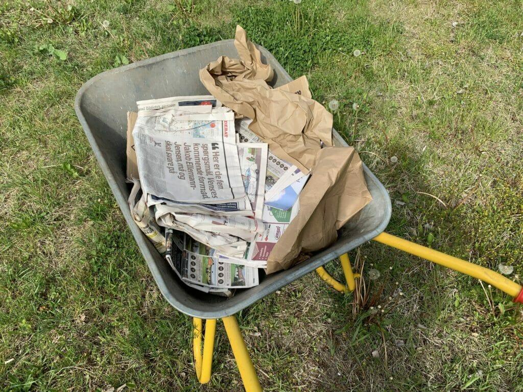 aviser trillebør kompost