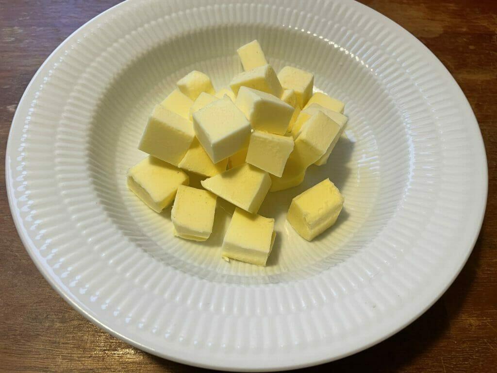 smør lurpak tærtedej opskrift tærte