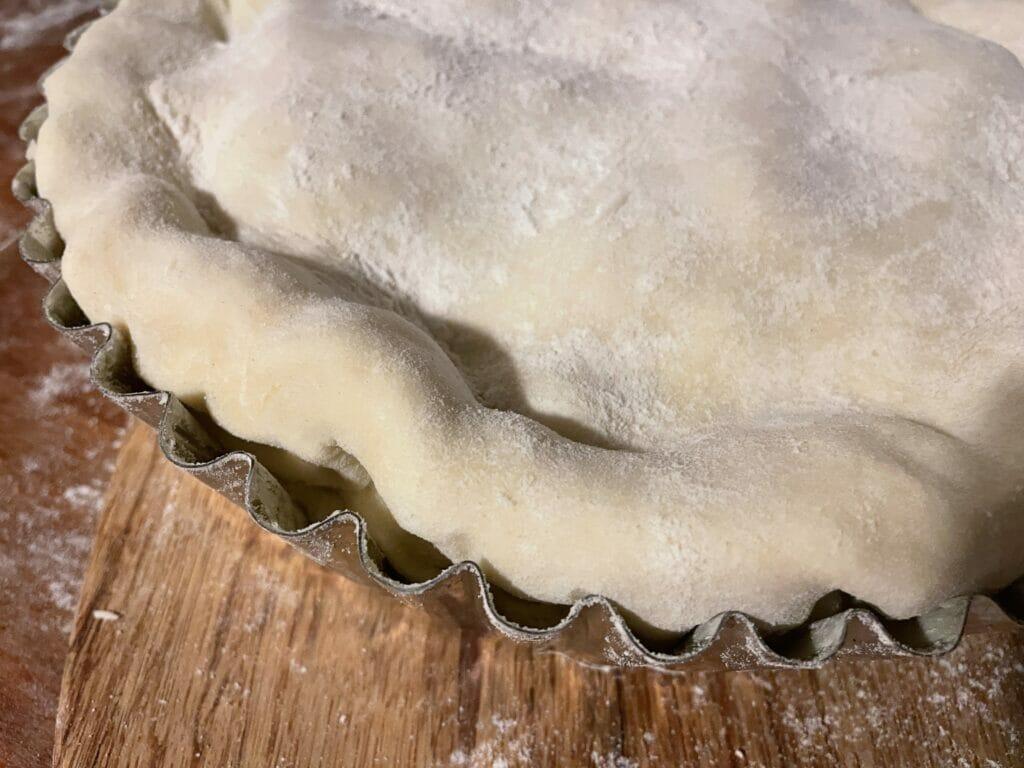 Kød tærte steak and ale pie opskrift hjemmelavet