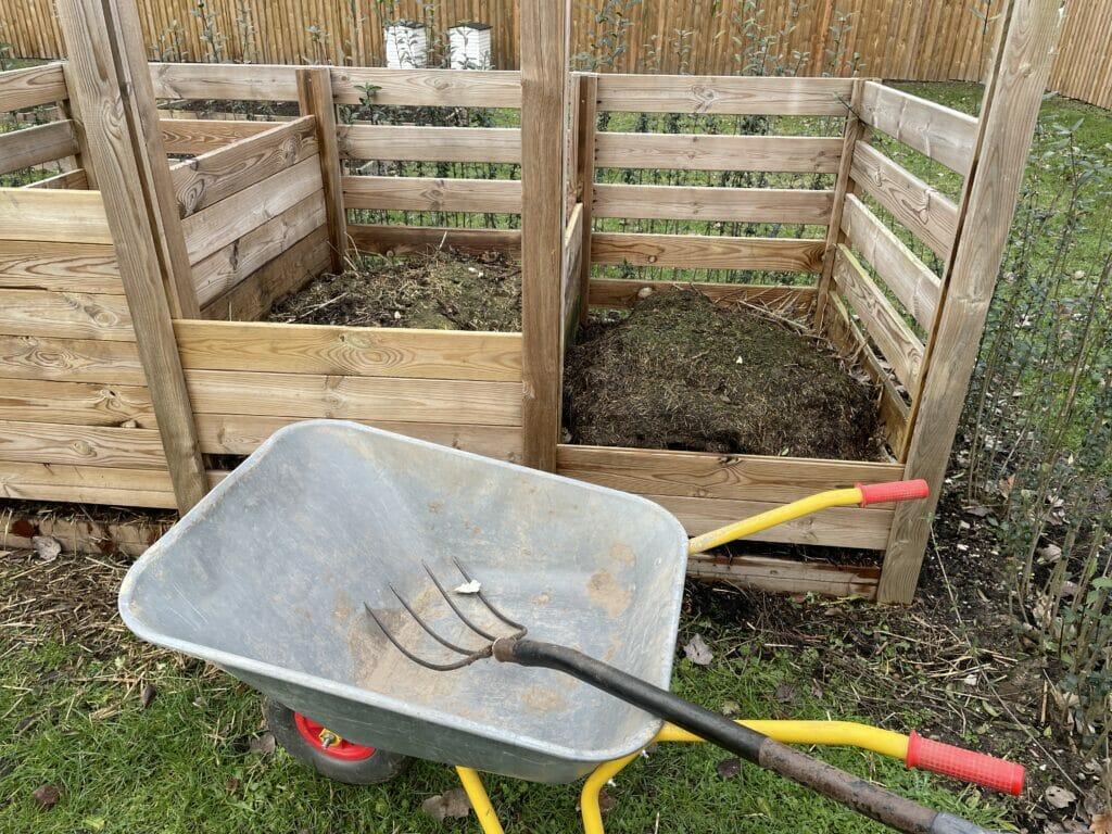 kompost kompostjord hjemmelavet