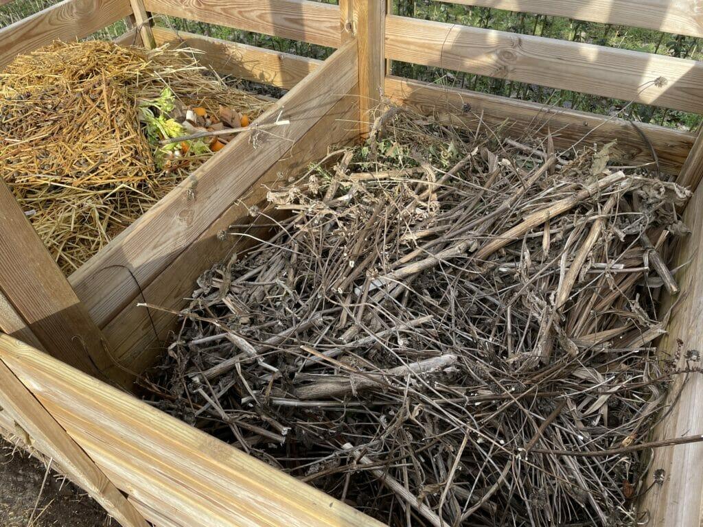 kompost hjemmelavet