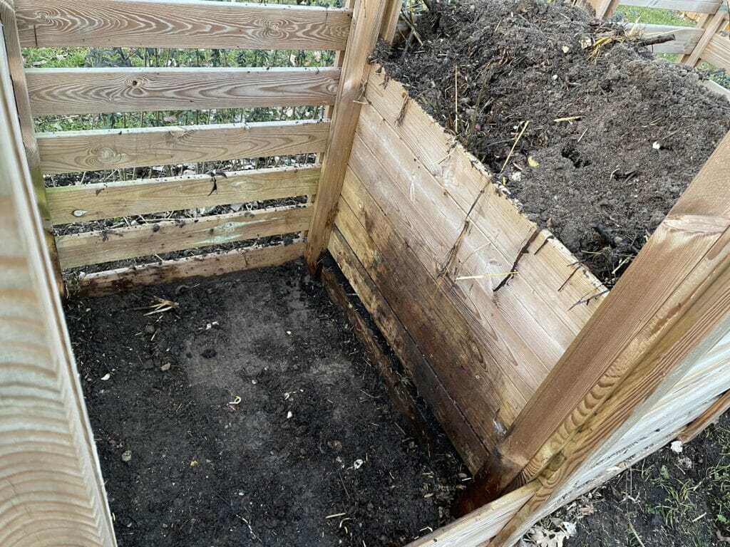 vend kompost hjemmelavet kompostering