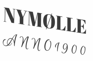 logo nymølle blog 1900